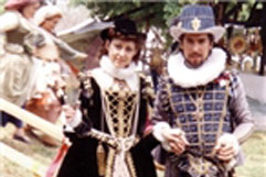 RV Rentals for Renaissance Fairs