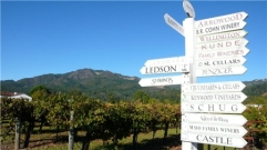 Wine Country Touring by RV Rental