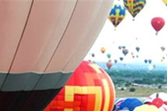 Hot Air Balloon Festival RV vakantie - RV vakantie idee