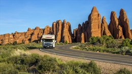 RV Rental Mileage Special