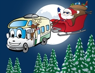 A Happy Holidays RV Rental Special