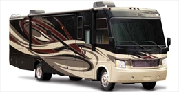 Luxury Motorhome Deliveries to Special Events