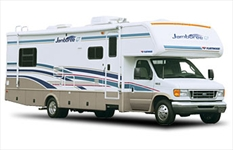 CS30 model motorhome