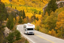 October RV Rental Special