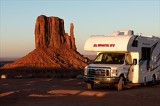 Go longer and farther with this September rv rental special!