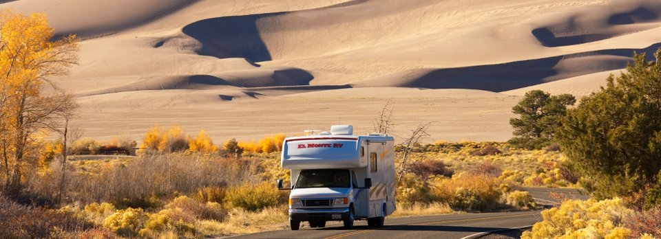 Great Sand Dunes RV Rental