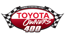 Toyota Owners 400 NASCAR Race