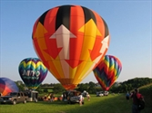 Warren County Fair Hot Air Balloon Festival