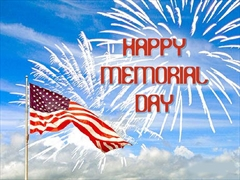 Happy Memorial Day from El Monte RV!
