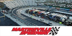 First Data 500 NASCAR Race
