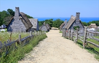 Plymouth Plantation, Cape Cod, MA