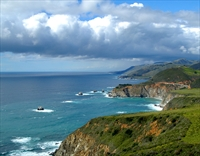 Big Sur, CA RV Vacation Idea