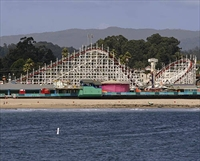 Santa Cruz Beach Boardwalk RV Vacation Idea