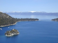 Lake Tahoe RV Vacation Idea
