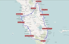 Florida Beach RV Vacation Adventure
