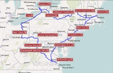 Northeast Discovery RV Vacation Adventure