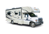 Mighty RV Rental Class C Cabover Style Motorhome