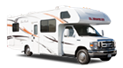 Class C Cabover Style Motorhome