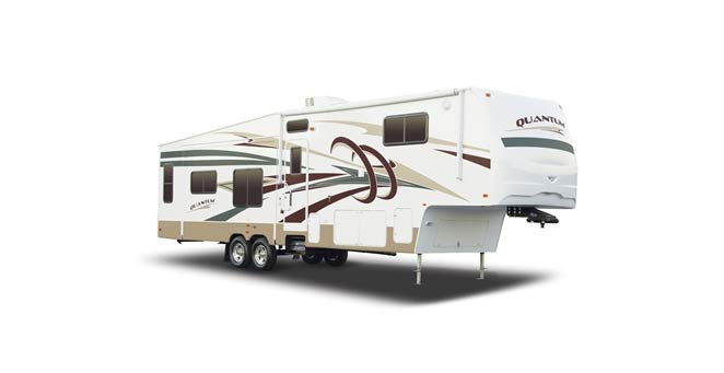 Quantum 5th Wheel RV