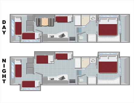 Regal 5th Wheel Floor Plan