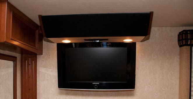 AV39 Bedroom TV