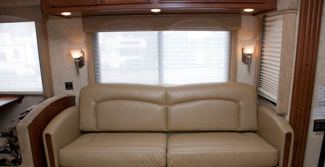 AV39 Sleeper Sofa