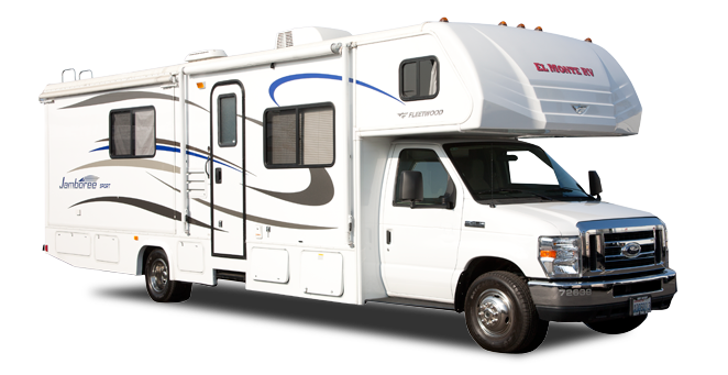 Class C Motorhome Cabover Style Fs31 Slide Out Rv El