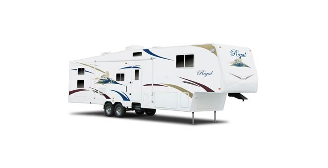 Regal 5th Wheel