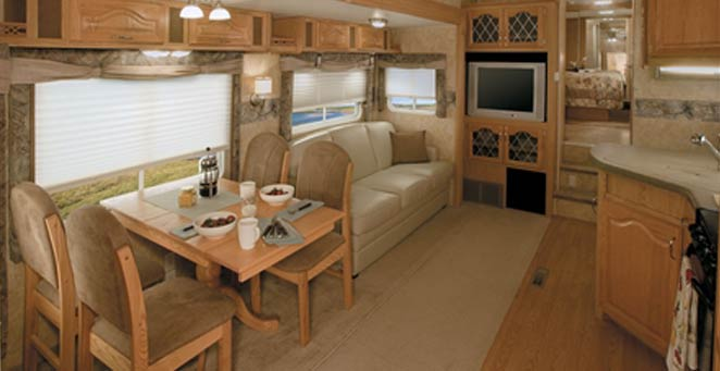 Temporary Housing 5th Wheel Rv Rental Regal