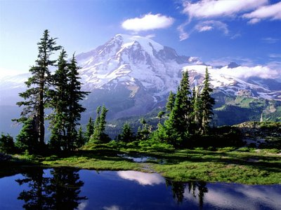 Ferndale WA RV Rentals for camping at Mount Rainier National Park