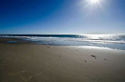 Los Angeles CA RV Rentals for camping at Refugio State Beach