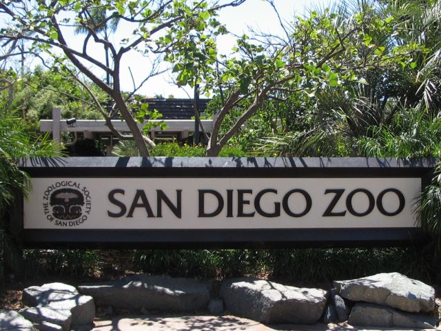 San Diego Zoo (By User:Norvy (Own work) [Public domain or Public domain], via Wikimedia Commons)