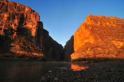 Dallas TX RV Rentals for camping in Big Bend National Park
