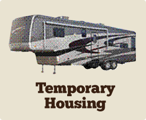 RV Rental For Temporary Housing