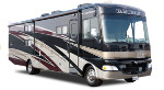 Bus Style Class A RV Rental With Bunk Beds