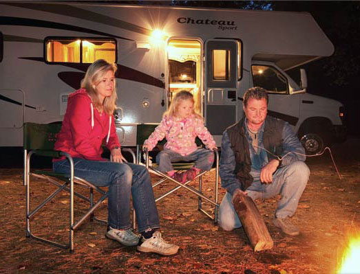 Family Time RV Camping