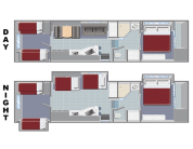 Temporal Housing Floor Plan