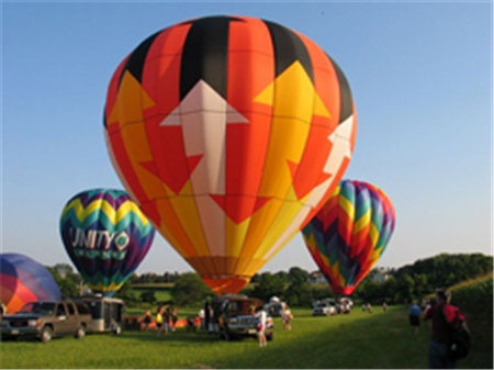 Warren County Fair Hei 223 Luftballon Festival Rv Urlaub