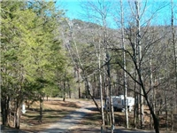 RV Camping Alabama - Cheaha State Park
