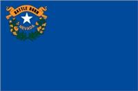 Bandera del estado de Nevada