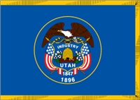 Bandera del estado de Utah
